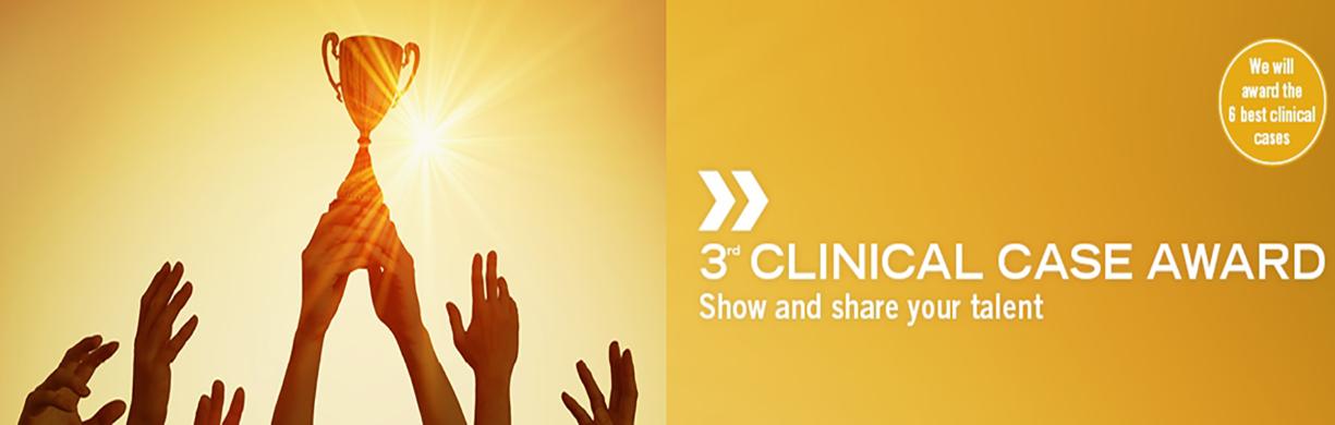 3rd Clinical Case Award